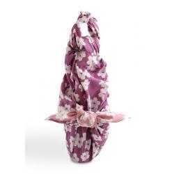 Furoshiki-Isa-Sakura-violet x rose