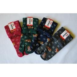 Chaussettes Tabi-Shiba