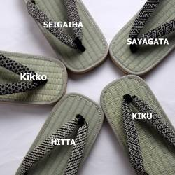 sandal Igusa zori INDEN