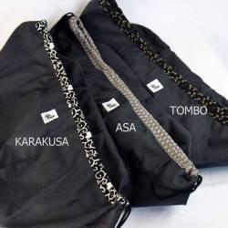 Hakama Bag Black