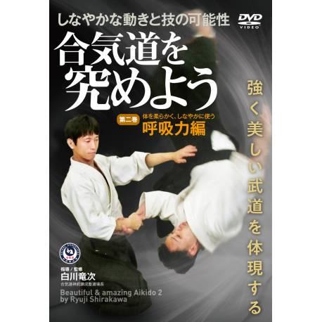 DVD Let's study Aikido SHIRAKAWA Ryuji