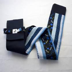 Bokken case TOMBO Dark bleu