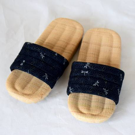 Karube Raffia sandal