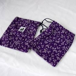 Passeport Bag -SAKURA Purple