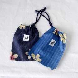 Passeport Bag -SAKURA YUKATA