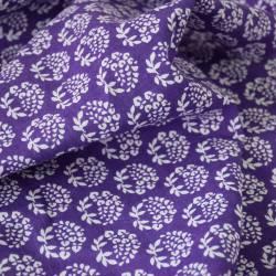 Tenugui FUJI purple