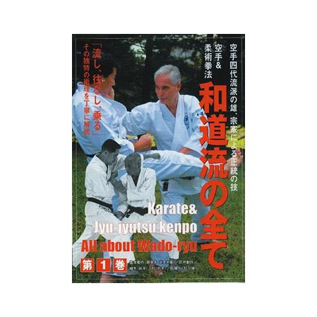 dvd karate wado ryu otsuka