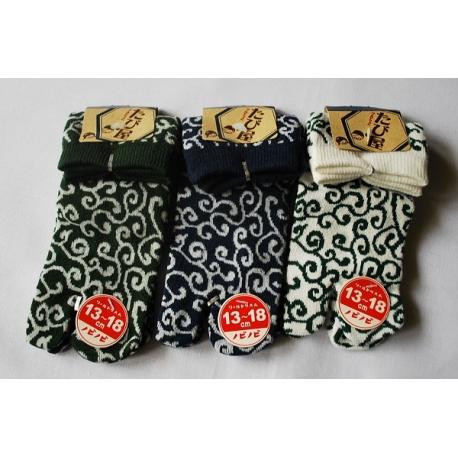 Tabi socks-Frog