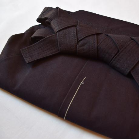 Hakama Iwata cotton-indigo