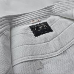 Keikogi Iwata epais-blanc-veste