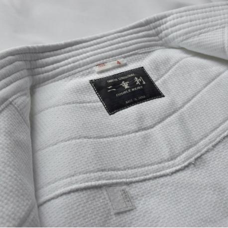 Keikogi Iwata 3K White jacket