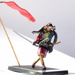 Japanese samurai miniature TAIRANO no Shigémori