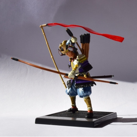 miniature samurai era of KAMAKURA