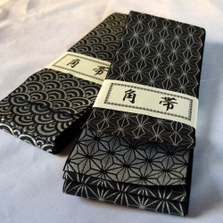 Kakuobi Hitoe-ASA SEIGAIHA