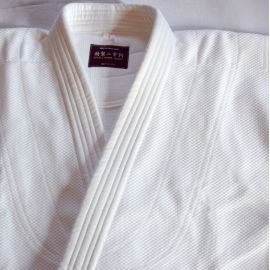 Keikogi Iwata 5K-600-blanc-veste