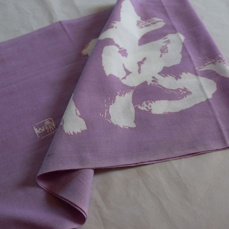 Tenugui-Sei Toku Purple
